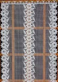 macrame lace curtains