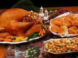 thanksgiving dinner options 2017 visit cities