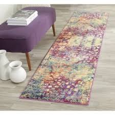 Lilac Runner Rug Pink Runner Rugs For Less Overstock