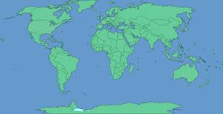 World Map Unlabeled by Blank World Map Wallpapers