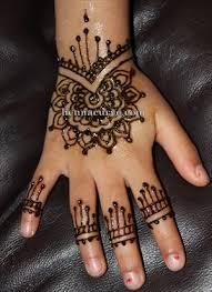 simple flowery henna tattoo designs hennacurve