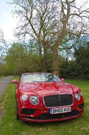 bentley continental gt speed convertible road test