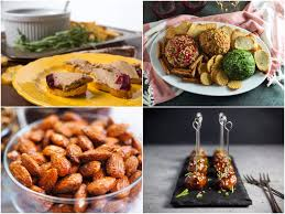 15 thanksgiving appetizers and snacks for maximum overeating
