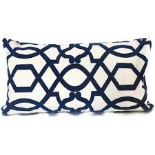 Lumbar Pillows For Sofa by Decor U0026 Tips Chic Lumbar Pillows Accentuate Indoor Or Outdoor