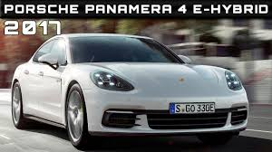 porsche 4 review 2017 porsche panamera 4 e hybrid review rendered price specs