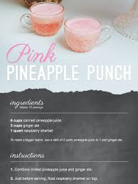 Totally Awesome Party Punch Ideas The Best Baby Shower Punch Recipes Baby Shower Punch Punch