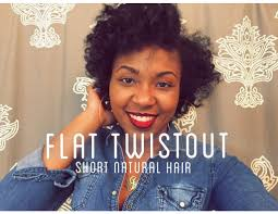 Chunky Flat Twist Hairstyles by Flat Twist Out On Medium Short Natural Hair Fall Hairstyle