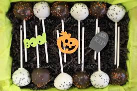 Halloween Themed Cake Pops by Candy U0027s Cake Pops Halloween Cake Pops Spooky