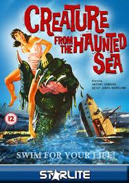 creature from the haunted sea 1961 u2013 horrorpedia