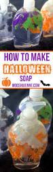 how to make halloween soaps mooshu jenne