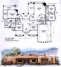 How Many Square Feet Is A 3 Car Garage by 100 2500 Square Foot House Contemporary Ranch House Plans