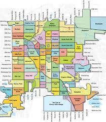denver schools map denver schools map my