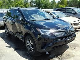 toyota rav4 convertible for sale 2t3bfrev8hw571842 2017 black toyota rav4 le on sale in mn