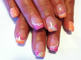 15 summer gel nails summer gel nails glitter gel nails and