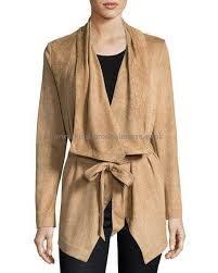 light brown vest womens cirana coats jackets online wrap jacket light brown jackets