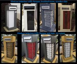 letterboxes