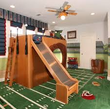 Childrens Bunk Bed With Slide Bunk Beds With Slides Learn To Diy