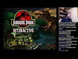 jurassic park interactive gaming