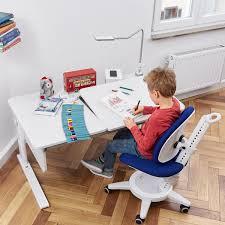 Schreibtisch 1 Meter Moll Champion Right Up Weiß Linkshänder Schreibtisch Für Kinder