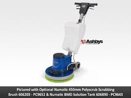 Tile Floor Scrubbing Machine Numatic Hurricane Hfm1515 Rotary Floor Scrubber Scrubbing
