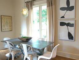 Tolix Dining Chairs Tolix Cafe Chair Eclectic Dining Room Sally Wheat Interiors