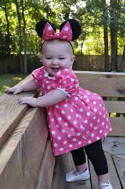 Pink Minnie Mouse Halloween Costume Sew Happy Children U0027s Corner Louise Pattern