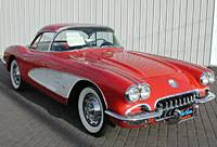 what is the year of the corvette corvette models c1 to c6 precision motive
