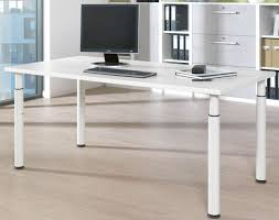 Schreibtisch 50 Tief Welle Planeo Schreibtisch Höhenverstellbar 60 Oder 80 Cm Tief In 6