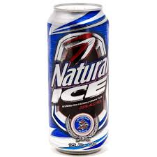 how much alcohol is in natural light beer natural light beer 12oz can 30 pack beer wine and liquor