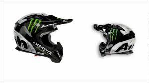 monster helmet motocross airoh aviator monster helmet crosshelmet helm youtube