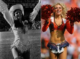 Denver Broncos Cheerleader Halloween Costume Denver Broncos Cheerleaders Costume Costume Model Ideas