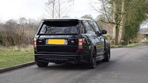 land rover rear onyx range rover dap cars ltd