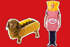 French Fry Halloween Costume 18 Matching Halloween Costume Ideas Dog Mental