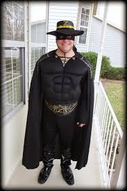 trying to stay calm zorro costume review