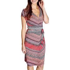 Yumi Floor L Yumi Aztec Wrap Dress Multi At Lewis
