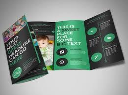 brochure template brochure templates mycreativeshop