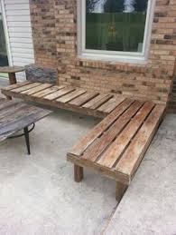 Garden Variety Outdoor Bench Plans by Diy Outdoor Bench From Lowe U0027s Creative Ideas Diy Projects