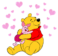 winnie the pooh valentines day winnie the pooh s day animated gifs gifmania