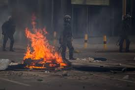 imagenes de venezuela en luto venezuela de luto tras tres muertos en protestas 24 horas paraguay