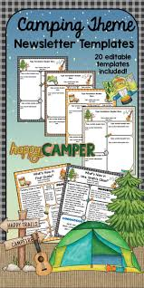 Kindergarten Classroom Floor Plan 1273 Best Camping Themed Classrooms Images On Pinterest