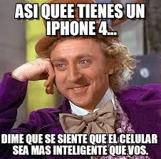 Iphone 4 Meme - asi quee tienes un iphone 4 on memegen