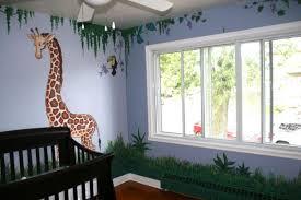 Safari Themed Nursery Decor Jungle Nursery Ideas Thenurseries