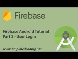 tutorial android user firebase android tutorial part 2 user login eachnow com