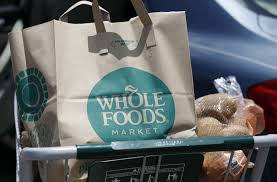 amazon clobbers grocers u0027 stocks with price cuts at whole foods wsj