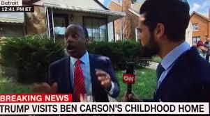 Ben Carson Meme - ben carson remembers his luggage runs off mid interview rebrn com