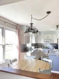 another u0026 final kitchen light update place in progress