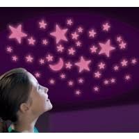 etoiles phosphorescentes plafond chambre stickers phosphorescents et pour chambre d enfants