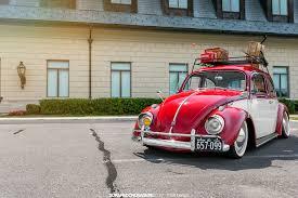 stanced volkswagen beetle magna laude