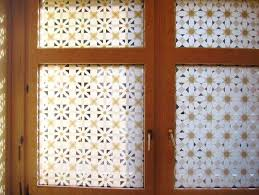 Decorative Window Screens Diy Masking Tape Screen Apartment Therapy