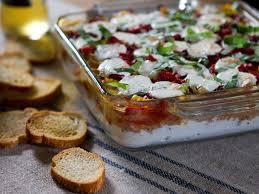 italian seven layer dip recipe layer dip trisha yearwood and dips